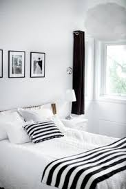 Simple Black White Bedroom Decorating Ideas  And Decor Usanic C - White and black bedroom designs
