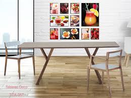 tableau decoration cuisine tableau deco tca057 jpg