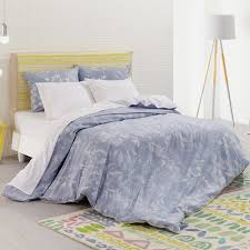 bluebellgray fleur duvet cover set full queen 100 exclusive
