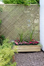 51 best garden fence panels and trellis images on pinterest
