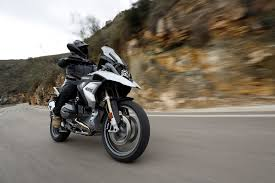 bmw r1200gs exclusive 2017 on review mcn