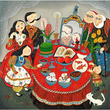haji firooz doll 159 best new year norooz haft images on