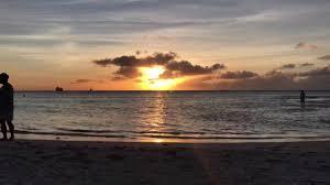 beautiful sunrise bird island u0026 sunset micro beach saipan feb