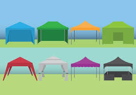tent event event tent set free vector stock graphics images