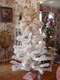 rare the finest pale pink vintage bottle brush christmas tree 6 1