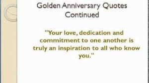 wedding quotes on 50th wedding anniversary quotes