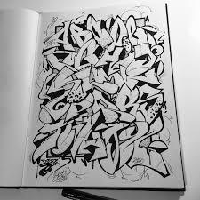 black book graffiti 3d abc the abc graffiti rico79 hads