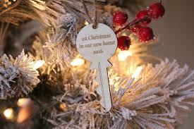 in our new home key ornament farmhouse