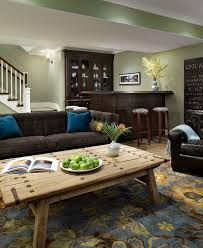 small bar designs for home basement traditional with rustic coffee