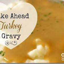 the 25 best make ahead gravy ideas on cooker