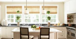 ideas for kitchen windows outstanding window treatment ideas for kitchen cagedesigngroup