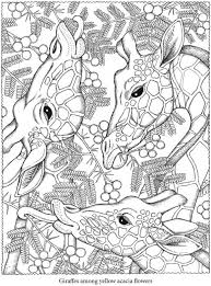 download giraffe coloring u2013 stamping