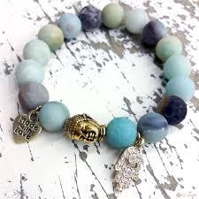 charm bracelet with beads images Project amazonite buddha hamsa charm bracelet beadkraft jpg