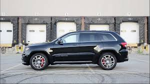 cherokee jeep 2012 2012 jeep grand cherokee srt8 winding road pov test drive youtube