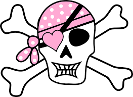 pirate skull and crossbones free vector graphic on pixabay