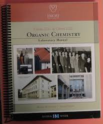 organic chemistry laboratory manual chem 221l u0026 chem 222l 2nd