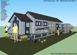 chicken coop floor plan 9 diy chicken coop plans for medium to large flocks