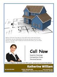 real estate agent flyer template real estate agent portfolio flyer