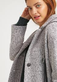 selected femme selected femme women coats sflifa classic coat grey melange