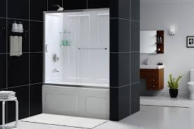 Bathtub Wall Kit Infinity Z Sliding Tub Door And Qwall Tub Kit
