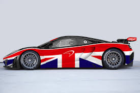 mclaren p1 side view union jack great mclaren 12c gt3 side view eurocar news