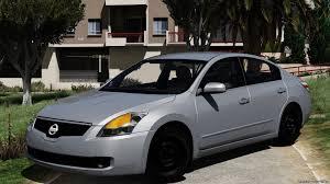 car nissan altima 2009 altima 2009 standard 1 0 for gta 5