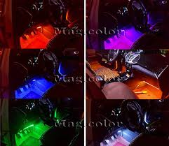 Color Interior Lights For Cars Sound Control Color Changing Led Interior Car Light Buy Color