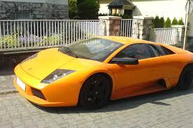 Lamborghini Murcielago Custom - file lamborghini murcielago orange lvl jpg wikimedia commons
