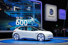 volkswagen headquarters volkswagen in rush mode with first dedicated electric car
