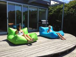 Outdoor Bean Bag Chair by Oversized Bean Bag Chairs Ideas U2014 Outdoor Chair Furniture The