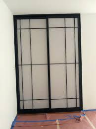 Shoji Sliding Closet Doors Shoji Closet Doors Home Depot Home Design Ideas