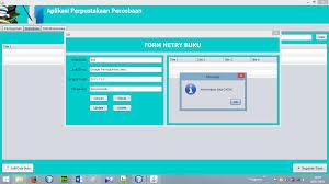 kumpulan tutorial java netbeans java netbeans tutorial pembuatan aplikasi perpustakaan sederhana