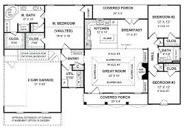 country kitchen house plans two kitchen house plans processcodi