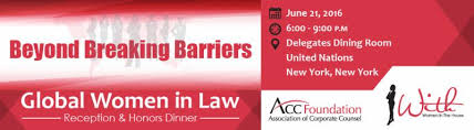 global women in law reception and honors dinner