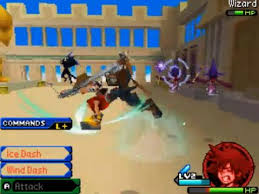 ds roms for android kingdom hearts re coded u rom nds roms emuparadise
