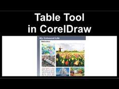 corel draw x7 tutorial removing a background color