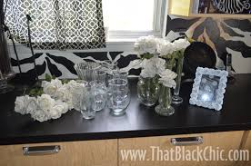 Picture Frame Centerpieces diy table centerpieces made for conversation that black chic