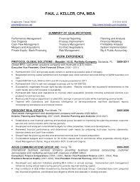 Reporting Analyst Sample Resume by Keller Paul J Resume