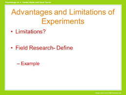 Define Single Blind Experiment Critical And Scientific Thinking In Psychology Chapter Ppt Download