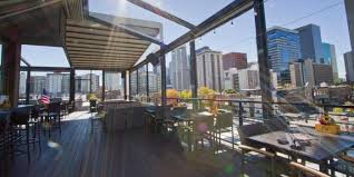 wedding venues in denver viewhouse eatery bar and rooftop weddings