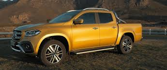 mercedes truck 4x4 the mercedes benz x class pickup meets lifestyle