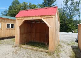 Red Barn Kennel Horse Run In Shed Kits Horse Shelter Kits Horse Sheds For Sale