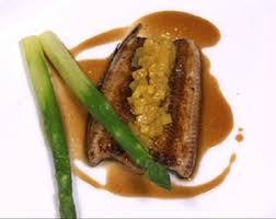 cuisiner une anguille anguille poê au madere mangue sauce vinaigre epices recettes