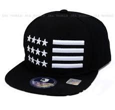 Usa Flag Hats Usa American Flag Hat Stars Stripes Baseball Cap Snapback Flat