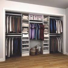 in closet storage melamine closet storage organization storage organization