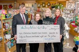 christian gift shop de snoep winkel gift shop makes generous record breaking donation to