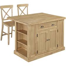 Powell Pennfield Kitchen Island Counter Stool by Kitchen Traditional Butcher Block Island With 4 Stools Butcher