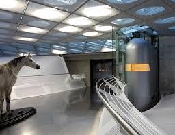mercedes museum stuttgart interior mercedes benz museum elevators notcot