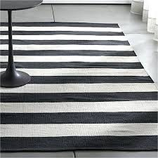 Black Area Rugs 8 10 Black Area Rug Everrouge 3d 8 X 10 Amazing And White Striped
