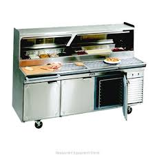 commercial pizza prep tables larosa 2586 ptb refrigerated counter pizza prep table width 73